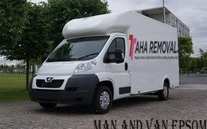 removals man and van Kingston